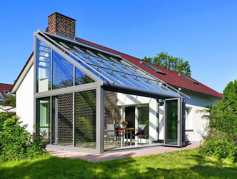 Energetische Planungskriterien für den Wintergarten