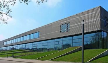Neubau der Wasserwelten Braunschweig von KSP Jürgen Engel Architekten GmbH.