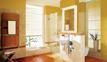Trockenbaulösung für bodengleiche Duschen mit Linienablauf