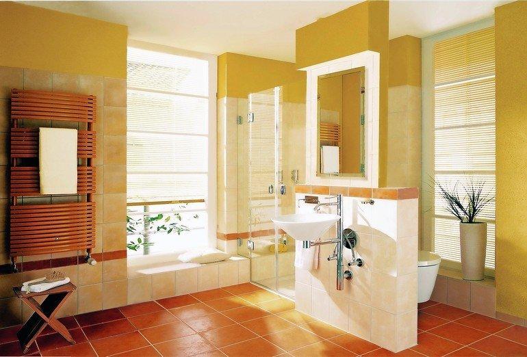 Zementgebundene Leichtbetonbauplatten bieten die Vorteile vom Trockenbau, sind aber wasserfest und widerstandsfähig gegen Chemikalien u.Ä.