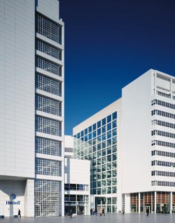 Stadthaus und Bibliothek in Den Haag