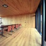 Blick in den Schulungsraum. Bild: Ott Architekten