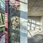 Rund 3500 m² Mineraldämmplatten wurden in einer Plattendicke von 100 mm auf die Innenseite des ursprünglichen, dicken Außenmauerwerks montiert. Bild: Xella Deutschland GmbH