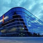 9 000 m2-Messehalle in Nürnberg mit beachtlicher Stahlfachwerk-Konstruktion. Hier war eine entsprechende Stahlbrandschutzbeschichtung erforderlich.