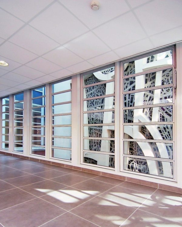 RWA Lamellenfenster. Bild: Colt International