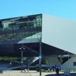 Das Porschemuseum in Stuttgart. Bild: Leutron
