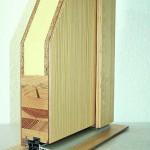 Modell eines Holzbauteils. Bild: Variotec