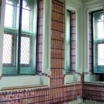 Hüllflächentemperierung in den Außenwänden ist eine Möglichkeit, historische Bausubstanz ohne Eingriffe in die Konstruktion oder die Fassade trocken zu halten. Bild: Viega