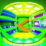 Günre Akustikplatten für Neubau Verwaltungsgebäude in Heroldsberg