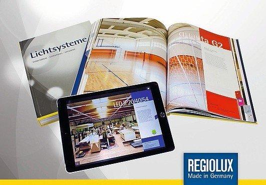 Regiolux Banner. Bild: Regiolux