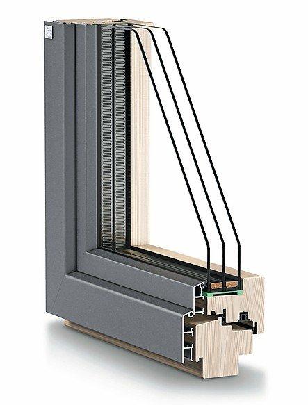 rc2 zertifizierte holz und holz aluminium fenster. Black Bedroom Furniture Sets. Home Design Ideas