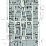 Grundriss Erdgeschoss. Zeichnungen: C.F. Møller Architects