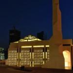 Lichtbeton für Moschee in Abu Dhabi