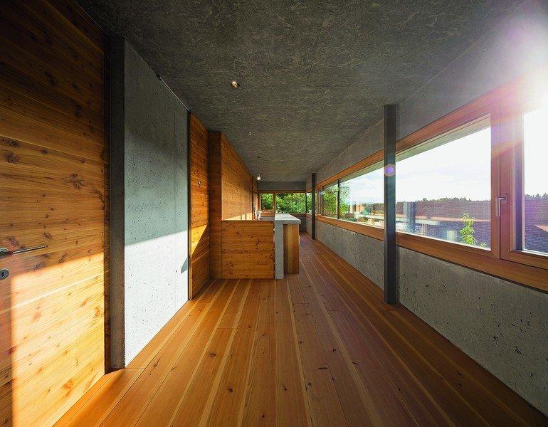 d mmbeton als sichtbeton f r wohnhaus in wei ensberg. Black Bedroom Furniture Sets. Home Design Ideas