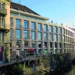 Glasfaserbeton für Fassadenelemente
