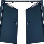 Türschließer müssen mehr können als nur schließen: Neben der Türdämpfung und der optionalen Feststellanlage benötigen Doppeltüren beispielsweise eine Schließfolgeregelung. Bild: Eco Schulte