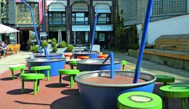Spielplatzgestaltung in Mönchengladbach/Rheydt
