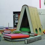 Spielplatzgestaltung in Mönchengladbach/Rheydt. Bilder: Zimmer.Obst Spielraumgestaltung