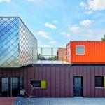 Farbenfrohe Spiellandschaft für Kita in Neuwied. Bilder: Polytan/Tomislav Vukosav