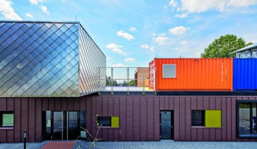 Farbenfrohe Spiellandschaft für Kita in Neuwied