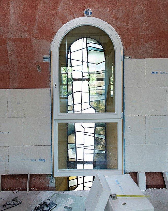 Innendämmung TecTem Insulation Board Indoor von Knauf Aquapanel. Bild: Knauf Aquapanel/R. Wichert