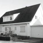 Das ursprüngliche Wohnhaus aus den 1980er-Jahren.