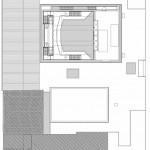Grundriss 2. Obergeschoss. Zeichnung: Ector Hoogstad Architecten