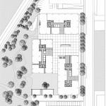 Grundriss TicTricTrac Erdgeschoss. Zeichnung: baumschlager eberle