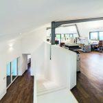 Offene Raumstrukturen sorgen für großzügige Atmosphäre. Bild: Helwig Haus und Raum Planungs GmbH