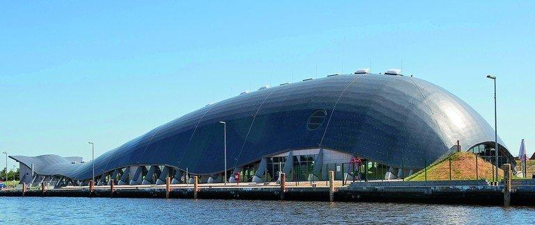 Kunststoffdachbahnen - nicht nur für Flachdächer