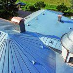Dachabdichtung mit Kunststoffdachbahn