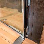 Hoba-Türen sind nicht nur optisch hochwertig, auch konstruktiv werden sie höchsten Ansprüchen gerecht . Bild:Hoba