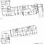 Grundrisse EG und 3. OG. Zeichnung: czerner göttsch architekten