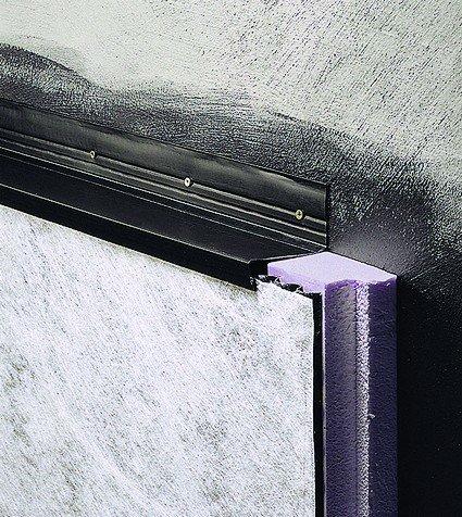 d mmung und drainage mit einer platte perimeterd mmung. Black Bedroom Furniture Sets. Home Design Ideas
