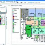 CAD für die Brandschutzplanung für Brandschutzkonzepte und Pläne. Bild: Bruckmeier Brandschutz