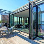 Die Umgebung wird Teil des offenen Architekturkonzeptes. Bild:Solarlux GmbH