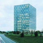 Verglaster Büroturm. Bild: ©Festo AG & Co. KG, alle Rechte vorbehalten