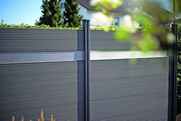 Sichtschutz für den Garten. Bild: Naturinform GmbH