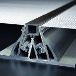 Profilleiste zur Befestigung von Textilabdeckungen. Bild: EPS Systems
