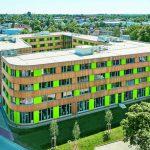 Neubau der Unternehmenszentrale der Stadtwerke in Lübeck