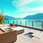 Optimale Terrassen- und Balkonentwässerung mit Flächendrainage. Bild: Gutjahr