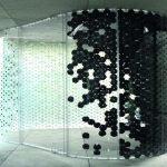 Atmende Fassadenhaut aus Polycarbonatplatten