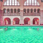 Die historischen Fenster wurden mit Stahlprofilen originalgetreu rekonstruiert. Bild: Stephan Falk, Berlin, für Jansen AG