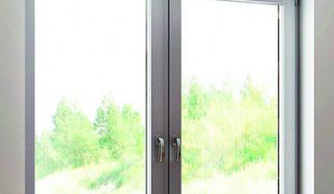 Schlank und dicht: Hochdämmendes Alu-Fenster