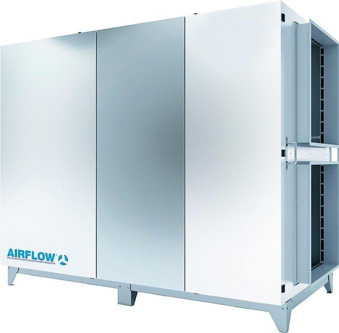 Lüftungssystem. Bild: Airflow Lufttechnik GmbH