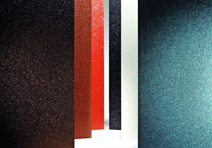 """Fassadenplatte ohne """"Hochhausgrenze"""". Bild: Alucobond"""