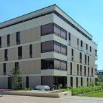 Das neue Stadthaus umfasst insgesamt 14 Wohnungen mit drei bis fünf Zimmern in Größen von 70 bis 115 m². Bilder: Vallentin+Reichmann, München