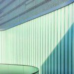 Lichtstreuend und lichtdurchlässig:TWD verteilt das Licht schlagschattenfrei und bietet Schutz vor sommerlicher Überhitzung. Bild:Eric Dean