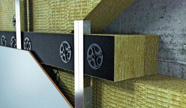 Fassadendämmung und Brandsperren homogen realisieren