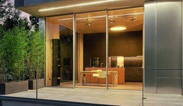 Schiebefenster mit praxisnahen Ausstattungsdetails. Bild: Solarlux